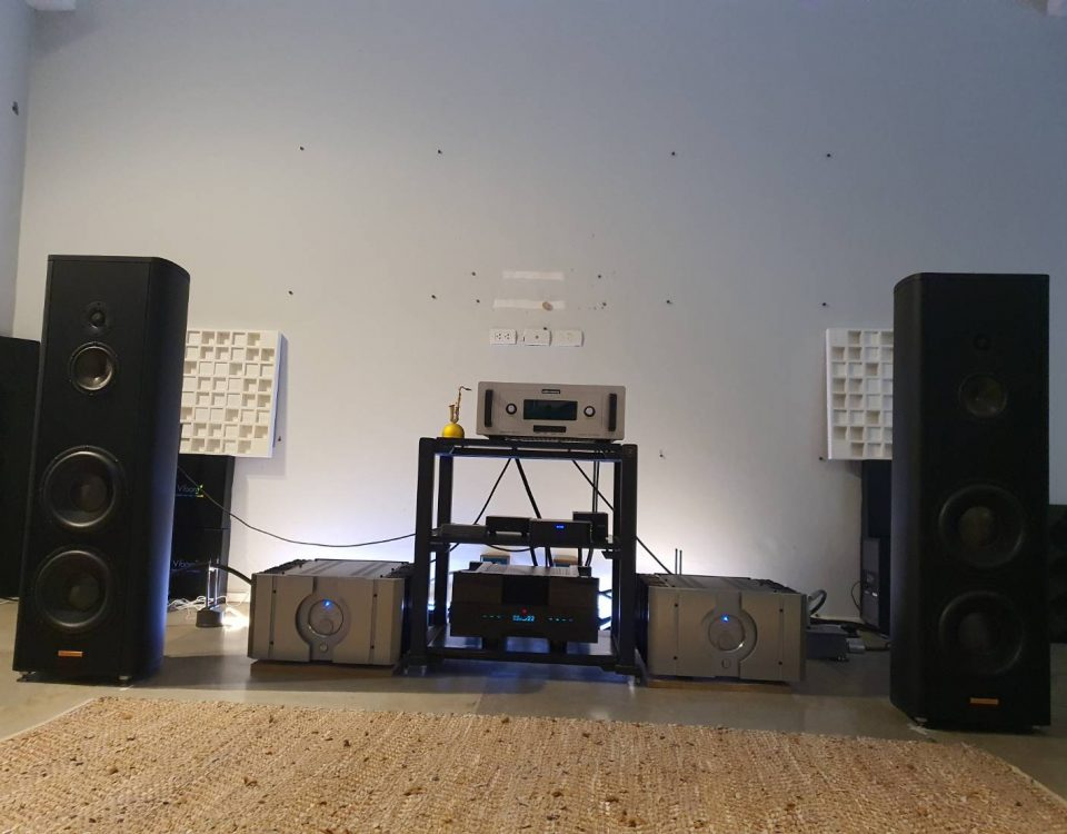 Ultra High-end audiophile system